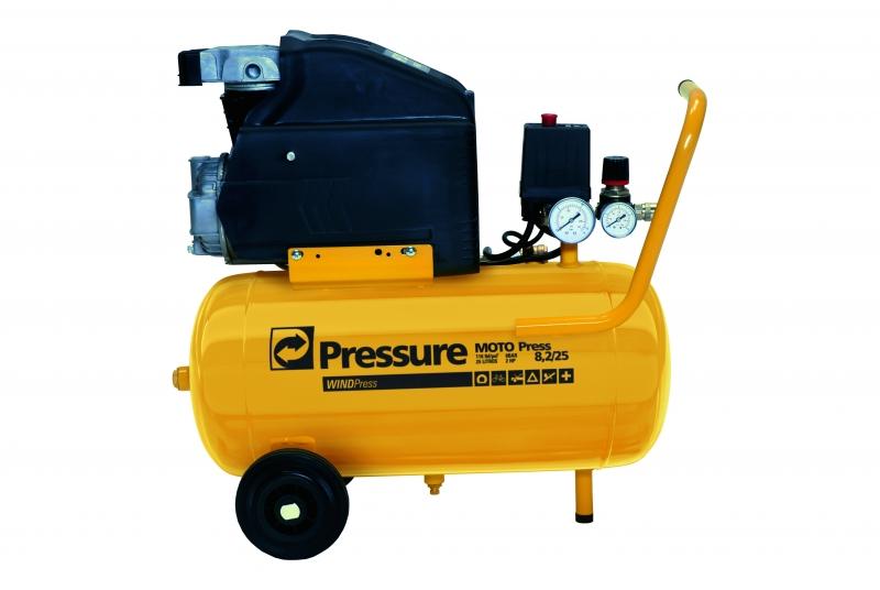 Compressor Novo Pressure 8,5 R$ 627,00