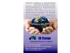 A JR CARGO & BETTARELLO Assessoria Aduaneira - Despachante Aduaneiro - Comércio Exterior - Importação - Exportação - Foto 1