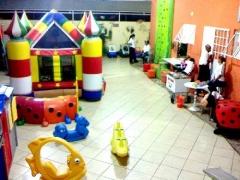 Buffet infantil travessura