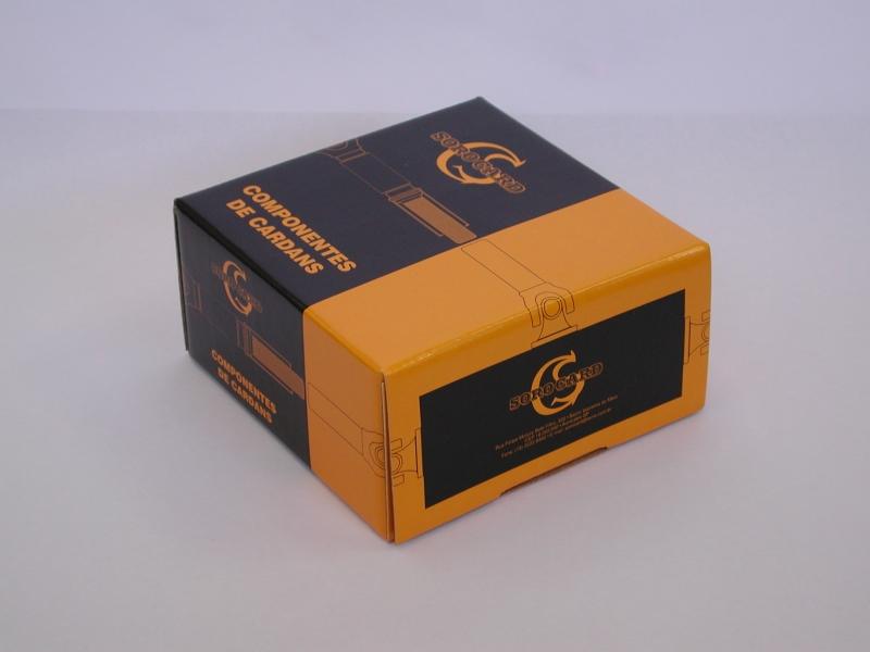 Caixa Micro ondulado