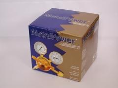 Embalagem microduplo (micro ondulado de duas camadas)