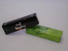 Embalagem para cosméticos com relevo