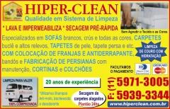 Limpeza / secagem/ impermeabilização 100/% garantido