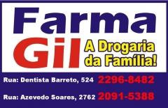 Farma gil a drogaria da família!  rua: dentista barreto 524  vila carrão e rua azevedo soares 2762 tatuapé (vila gomes cardim)