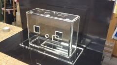 PS3 Box - Peças Técnicas Em Acrílico Sob Encomenda