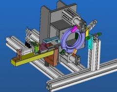 Dispositivo de teste do motor