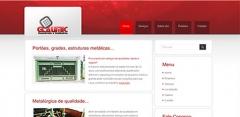 Website glaumic em sumaré/sp