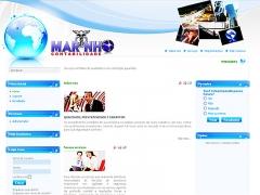 Website marinho contabilidade em paulília/sp