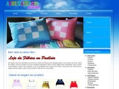 Website arrumadinho lençóis em paulínia/sp