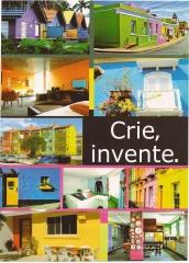 Crie, invente