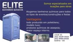 Elite banheiros quimicos - foto 3
