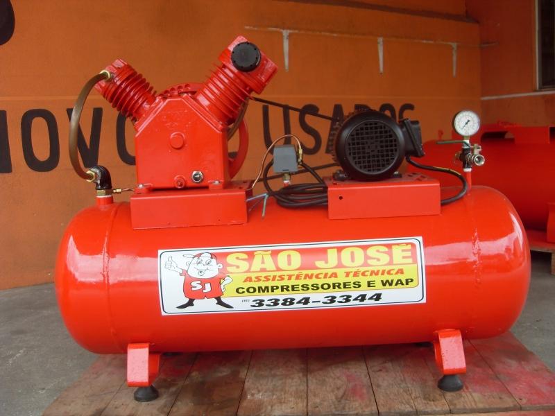 Compressor Revisado a venda
