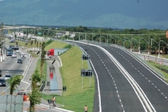 ótimas estradas de acesso com conforto e segurança.