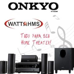 Sonorização e home theater