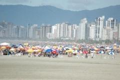Praias lindas e bem cuidadas o ano todo, com 90% de esgoto tratado!