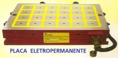 Placa eletropermanente - ital produtos industriais ltda