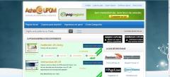 Tela de abertura do site achacupom site de cupons de ofertas e descontos