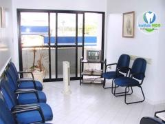 Sala de espera - cl�nica odontol�gica vale do para�ba