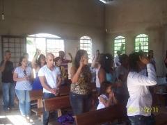 Foto 11 religião no Minas Gerais - Santúario de Santo Expedito e Nossa Senhora Destadora dos nós