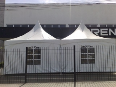 Tenda tensionada 5x10m house