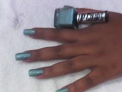 Mega hair (urias ferreira) e  unhas de gel  (mirian ferreira) unhas de fibra de vidro - foto 16