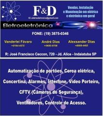 F & d eletroeletrônica indaiatuba ltda  - foto 11
