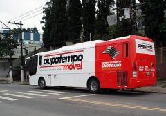 Projetos personalizados em ônibus