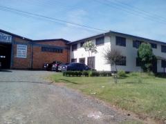 Nossa fabrica na br 282 em frente a gts do brasil em lages bairro são francisco