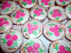 Chocolates del�cias de amor - foto 1