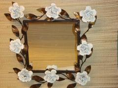 Espelho de rosas