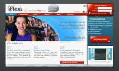 Experimente o seu site iflexi gratuitamente durante 14 dias e sem compromisso, visitando www.iflexi.com