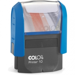 Carimbo automático colop printer 20 new azul