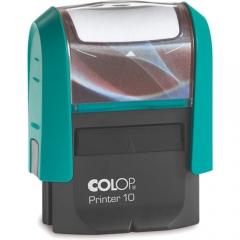 Carimbo autom�tico colop printer 20 new verde