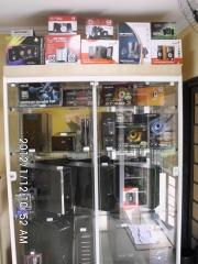 Gabinetes, caixas de som e mouses especializados para gamers. venha conhecer.