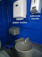 Banheiro super luxo
