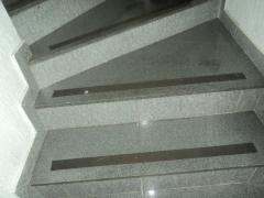 escada revestimento em leque