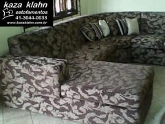 kaza klahn estofamentos - Foto 6