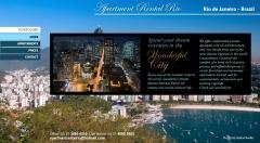 Apartment Rental Rio - Aluguel de apartamentos de temporada