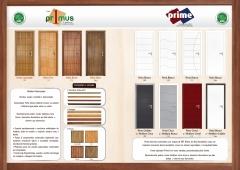 Linha primus e prime - kit porta com pre-acabamento
