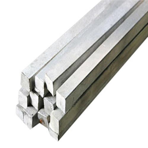 Barra / Ferro Quadrado Laminado e Trefilado:- Normas: SAE 1010/20, 1045, ASTM A36