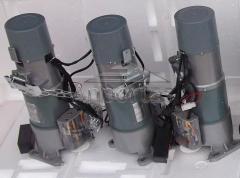 Motores para portas de aço de enrolar