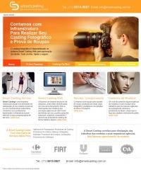Pesquisa de modelos para propaganda e fotos