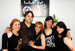 Salão e Estética Luky Vieira Hair Porto Alegre, Centro Histórico www.lukyhair.com.br - Foto 2