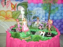 Decoração festa infantil - barbie