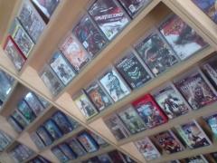 Um grande acervo de jogos para playstation 3