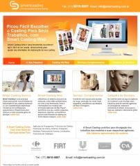 Modelos para fotos e catalogos