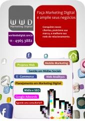 Faça Marketing Digital e amplie seus negócios.