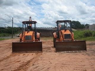 RW Locação de Máquinas e Terraplenagem