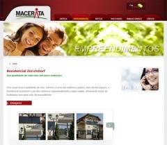 Criação de site macerata - valinhos/sp