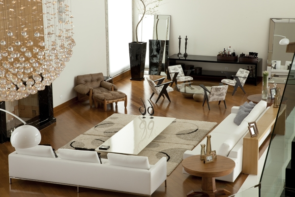 Sala residencial